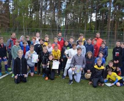 07.05.2019 Mistrzostwa Sopotu szkół podstawowych chłopców w mini piłce nożnej