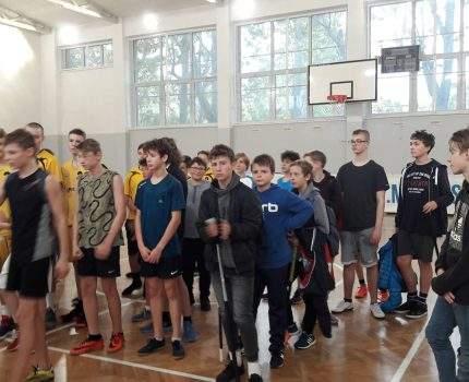 Mistrzostwach Sopotu Szkół Podstawowych