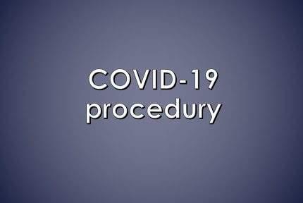 procedury bezpieczeństwa w szkole covid 19
