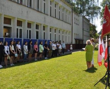 Fotogaleria: Zakończenie roku dla klas 4-7