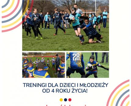 Nabór do Akademii Rugby Ogniwo Sopot!
