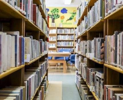 Biblioteka szkolna #8211; maj 2021