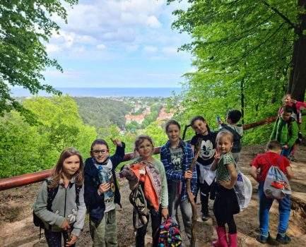 Dzieci mają wychodne – Zajęcze Wzgórze